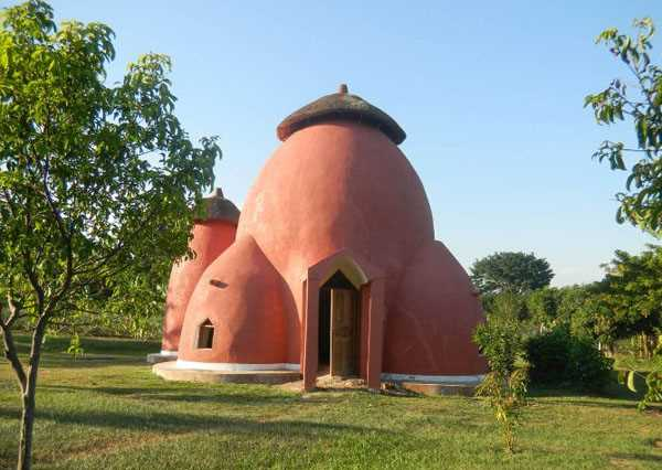 アースバックハウスの作り方を学んでみた!セルフビルドで家を作りたい!! (3)
