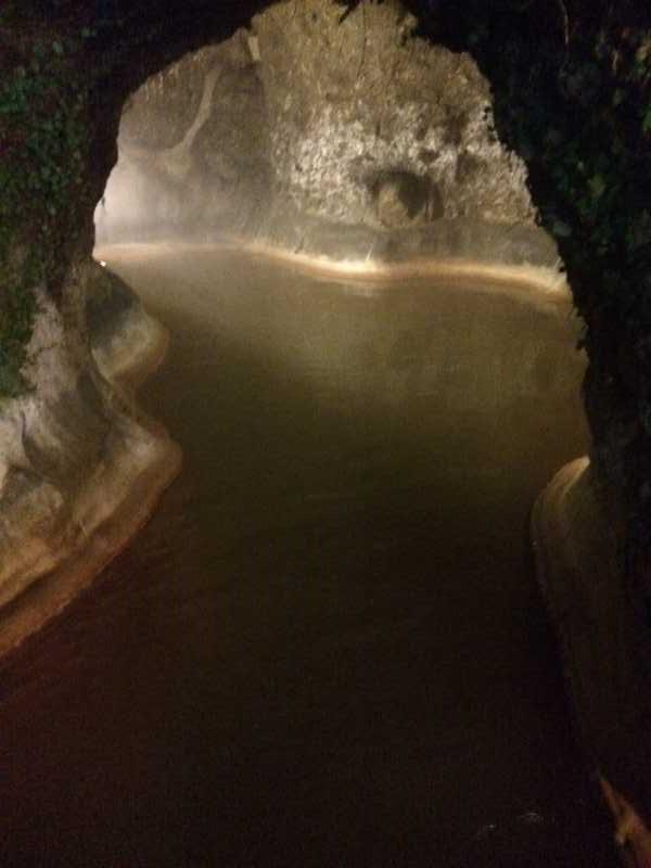 超おすすめの洞窟温泉は熊本県天草の「湯楽亭」 源泉かけ流しの2種類の温泉がやばい (5)