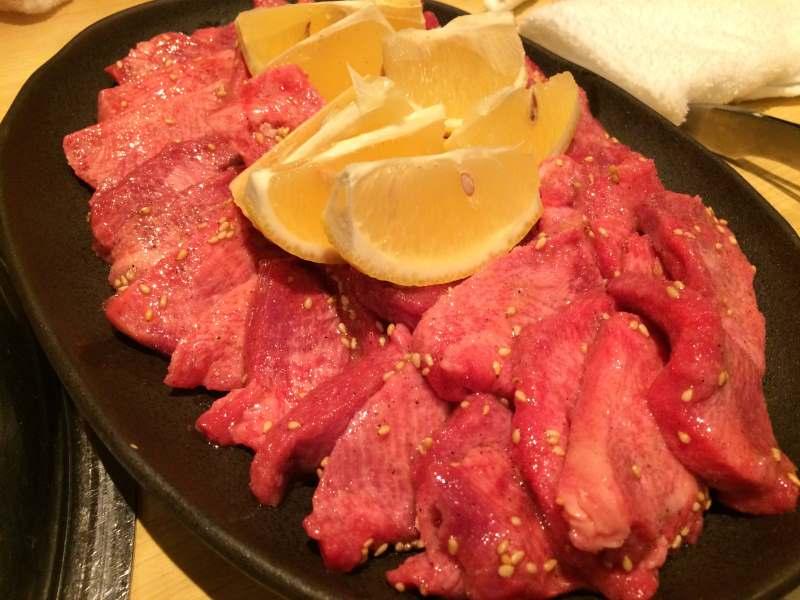 名古屋でおすすめの焼肉屋「牛わか」 牛タンとハラミがおいしすぎてやばい!! (4)