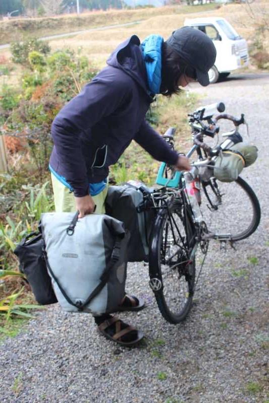 4年半かけて世界を自転車で70000㎞以上走った世界一周チャリダー「伊藤篤史」、我が家に現る! (3)