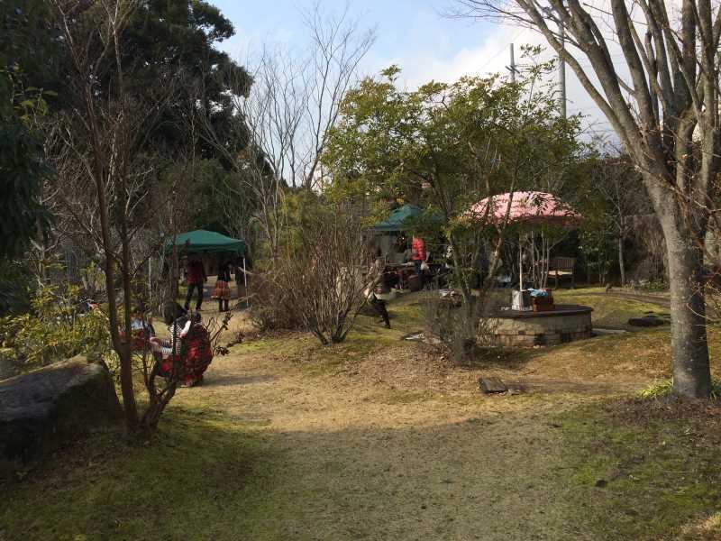 美容院LUS「Hikari no Mori」開催のヒカリマルシェ(フリマ)がアットホームでいい感じ!【愛知県新城市】 (6)