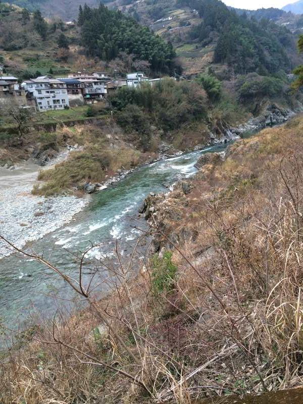 高知の吉野川を8年ぶりに見て、四国をカヌーでツーリングしたことを思い出した【四万十川・仁淀川】