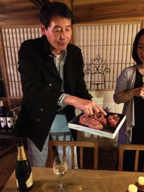 おしゃれ古民家で開催された「大人の肉ワイン会」がすごすぎた!【セレブ田舎暮らし】 (14)