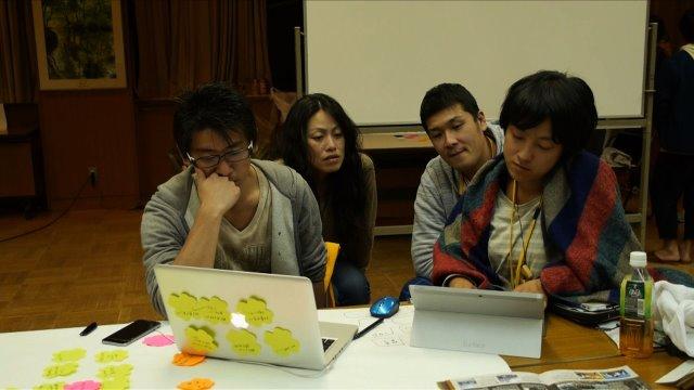 【どやばい村プロジェクト報告2】イベント2日目は、やばい解体BBQ・どやばい村会議 (9)