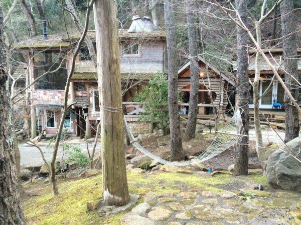 伊豆のスターヒルズのログハウスと作りかけのアースバックハウスがすごすぎた!【静岡】 (24)