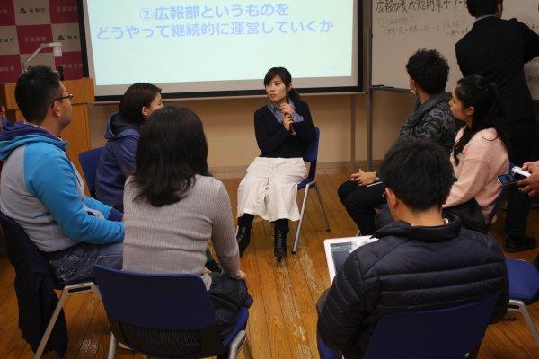 SKE48磯原杏華さんの若者議会インタビューが公開!その裏側を支えるプロライター皆本類さんが美人すぎる!! (6)