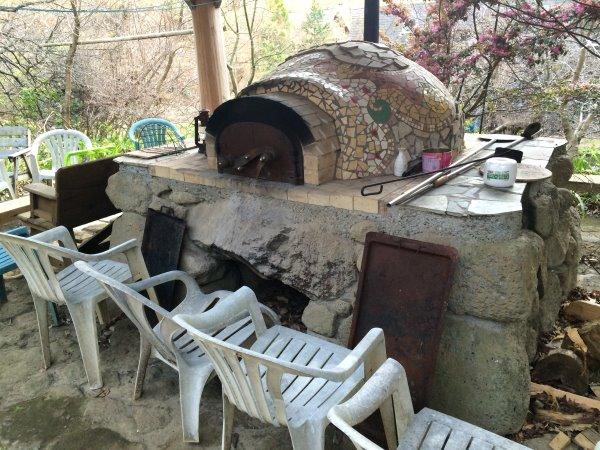 伊豆のスターヒルズのログハウスと作りかけのアースバックハウスがすごすぎた!【静岡】 (28)