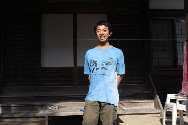 草木染め染色体験ふたたび。藍染めTシャツの作り方を研究してみたよ! (15)