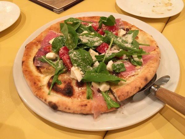 桑名市多度町でピザ・パスタを食べるならモトリーノ (MOTORINO) がおすすめ!特にピザがおいしい! (4)