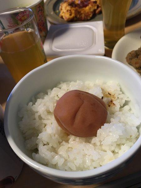 梅干しを食す会 (4)